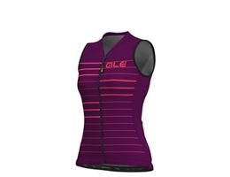 Alé Womens Solid SM Ergo Sleeveless Jersey SS19
