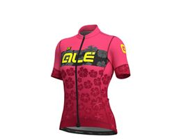 Alé Womens PRS MC Ibisco Jersey SS19