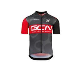 Assos Short Sleeve GCN Pro Team Jersey SS19