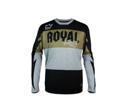Royal Long Sleeve Race Jersey SS19