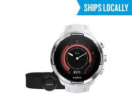 Suunto Baro 9 GPS Multisport Watch Chest HR-AU 2018