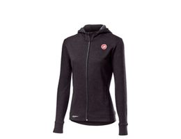 Castelli Womens Milano Full Zip Fleece