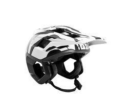 Fox Racing Dropframe Helmet Zebra LE 2019