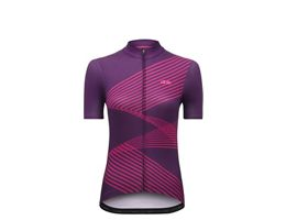 dhb Classic Womens SS Jersey - Spiral