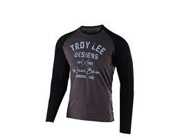 Troy Lee Designs Vintage Race Shop L-S Tee AW19