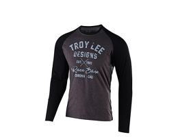 Troy Lee Designs Vintage Race Shop L-S Tee AW19
