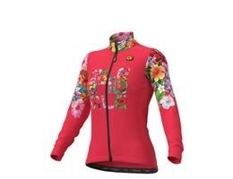 Alé Womens Ale Lab Flowers Jersey AW19