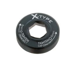 Race Face X-Type Self Extracting Crank Cap