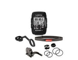 Lezyne Super Pro GPS Cycling Computer Bundle