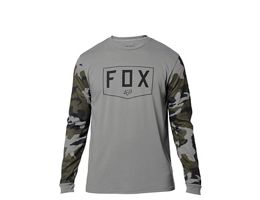 Fox Racing Shield LS Tech Tee AW19