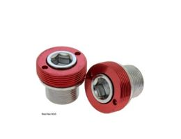 Brand-X Self Extracting Splined Crank Bolts