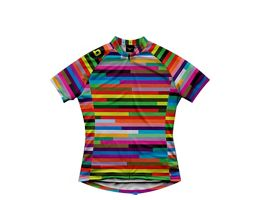 Twin Six Womens The Blur Short Sleeve Jersey AW19