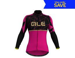 Alé Womens Prime Geo Long Sleeve Jersey