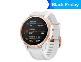 Garmin Fenix 6S Pro Multisport GPS Watch