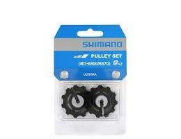 Shimano RD-6800 Ultegra 11 Speed Jockey Wheels