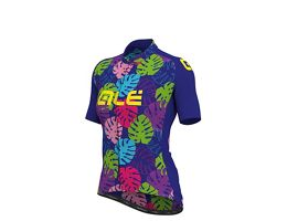Alé Womens Cheese Plant Short Sleeve Jersey SS20