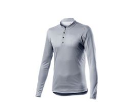 Castelli Tech Henley Long Sleeve T-Shirt SS20