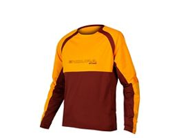 Endura MT500 Burner LS Cycling Jersey II