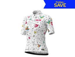 Alé Womens Graphics PRR Versilia Jersey SS20