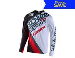 Troy Lee Designs Sprint Ultra Jersey Tilt Sram