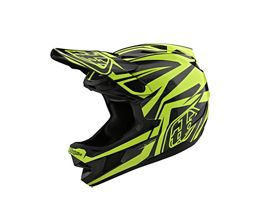 Troy Lee Designs D4 Carbon Slash Helmet SS20