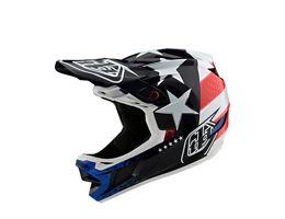 Troy Lee Designs D4 Composite Freedom 2.0 Helmet SS20