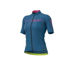 Alé Womens PRR Green Road Jersey SS20