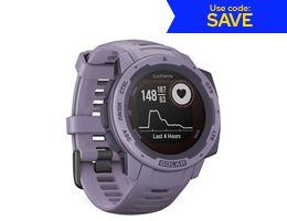 Garmin Instinct Solar GPS Watch