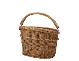 Rixen Kaul Wicker Mini Front Basket