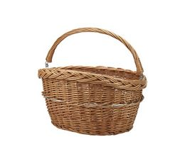 Rixen Kaul Wicker Front Basket