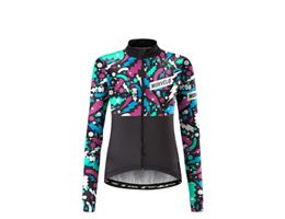 Morvelo Womens Cheech Long Sleeve Jersey AW20