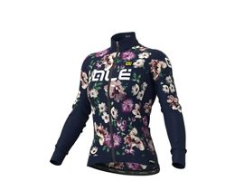 Alé Womens Graphics PRR Fiori Winter Jersey