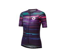 Black Sheep Cycling Womens MR20 Chaos Short Sleeve Jersey
