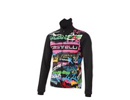 Castelli Graffiti Windstopper Jacket AW20