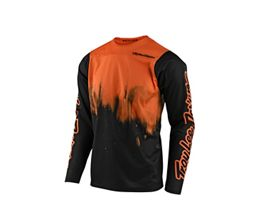 Troy Lee Designs Skyline LS Jersey Diffuze 2021