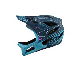 Troy Lee Designs Stage MIPS Stealth Helmet Ltd Edt 2021