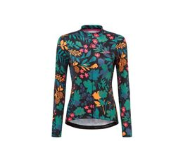 dhb Moda Womens Long Sleeve Jersey LOTUS AW21
