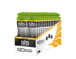 Science In Sport Go Isotonic Energy Gels 60ml x 30