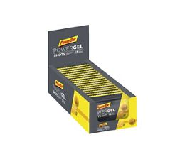 PowerBar PowerGel Sports Shots 60g x 16