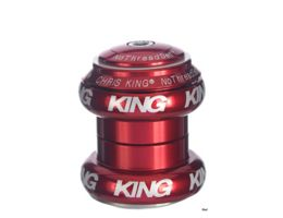 Chris King NoThreadset 1.1-8 Headset - Silver Logo