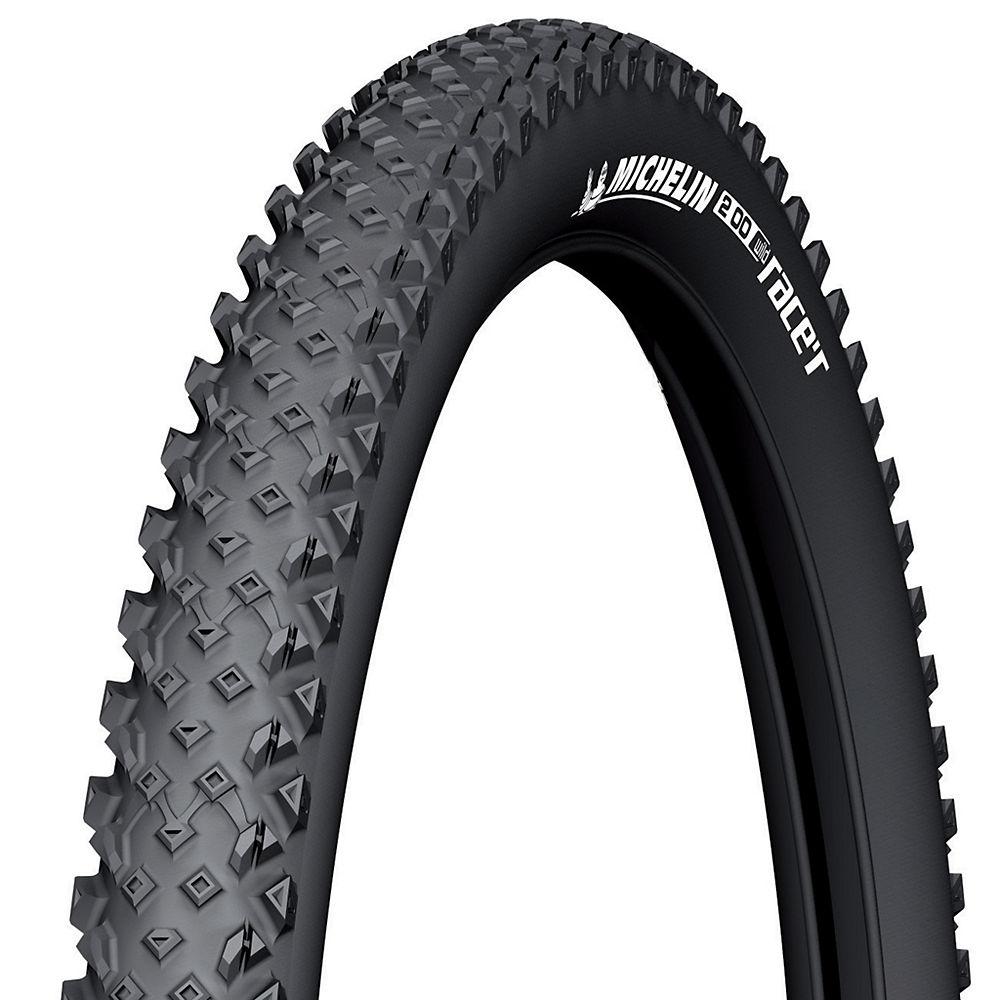 Michelin Wild Race'R2 TS MTB Tyre - Black - Folding Bead, Black