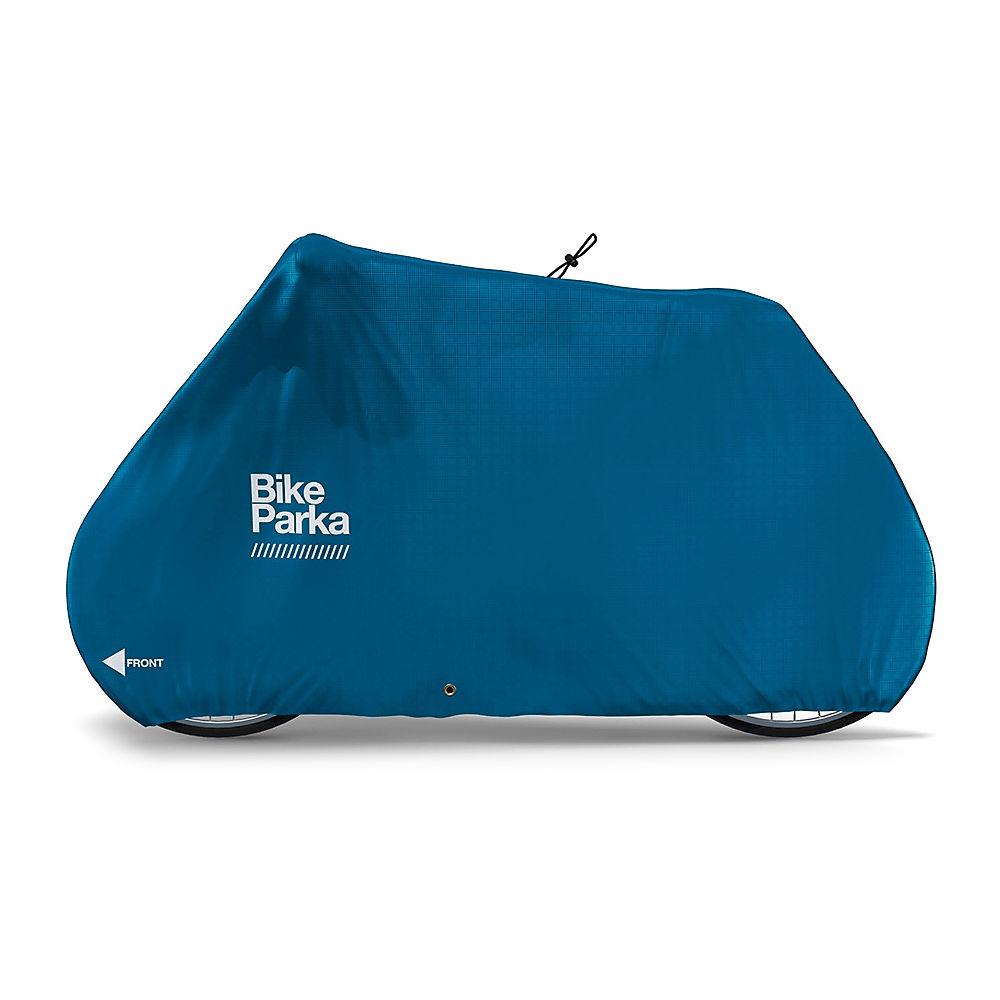 Image of Housse de vélo BikeParka Stash - Bleu, Bleu