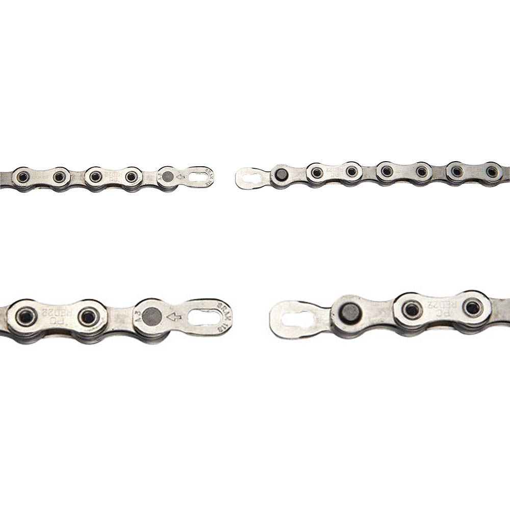 Sram Red 22 11 Speed Chain - Silver - 114 Links  Silver