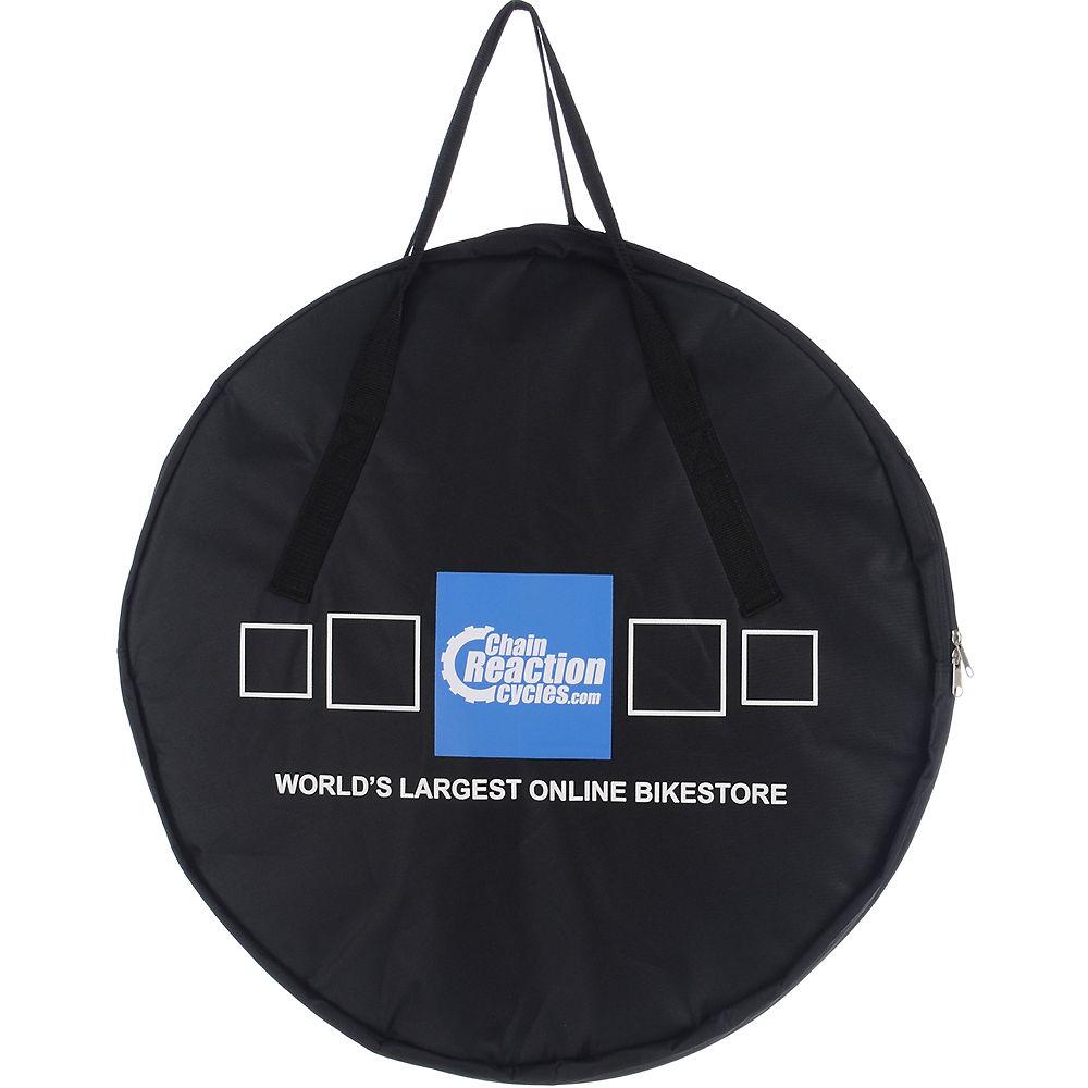 Chain Reaction Cycles Logo Wheel Bag - Black  Black