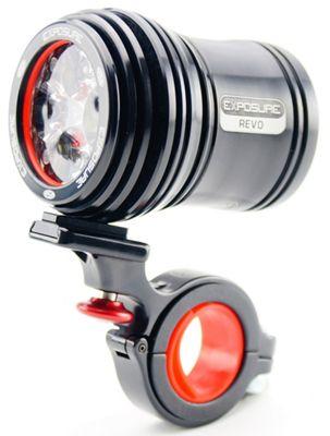 Luz de dinamo para bicicleta Exposure Revo