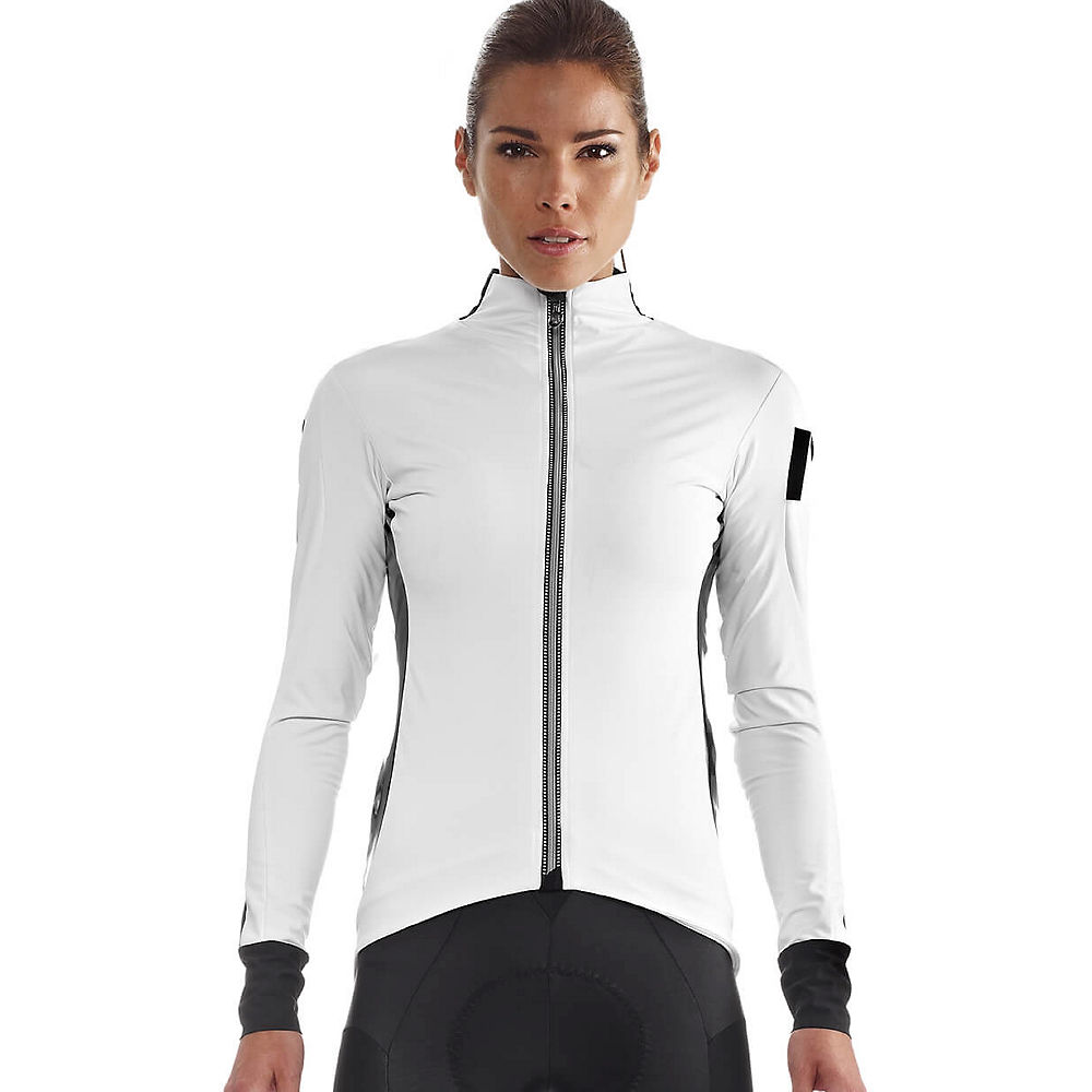 Image of Assos ij.pompaDour_s7 Womens Jacket 2017 - White Panther - XS, White Panther