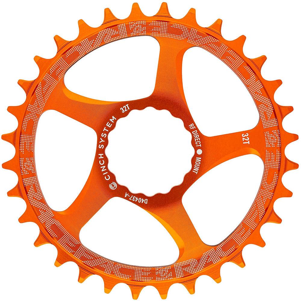 Race Face Direct Mount Cinch Narrow Wide Chainring - Orange - 26t  Orange