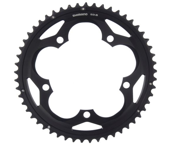 1f41044c5a1 Shimano 105 FC5700 10 Speed Double Chainrings | Chain Reaction Cycles