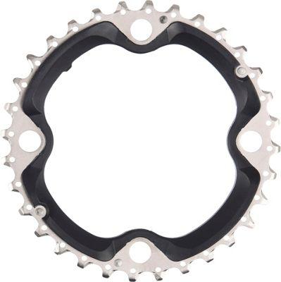 prod116124: Shimano SLX FCM670 10 Speed Triple Chainrings