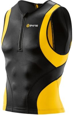 prod116959: Skins TRI400 Compression Top with Zip